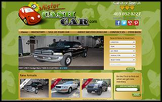 Mister Cash Car